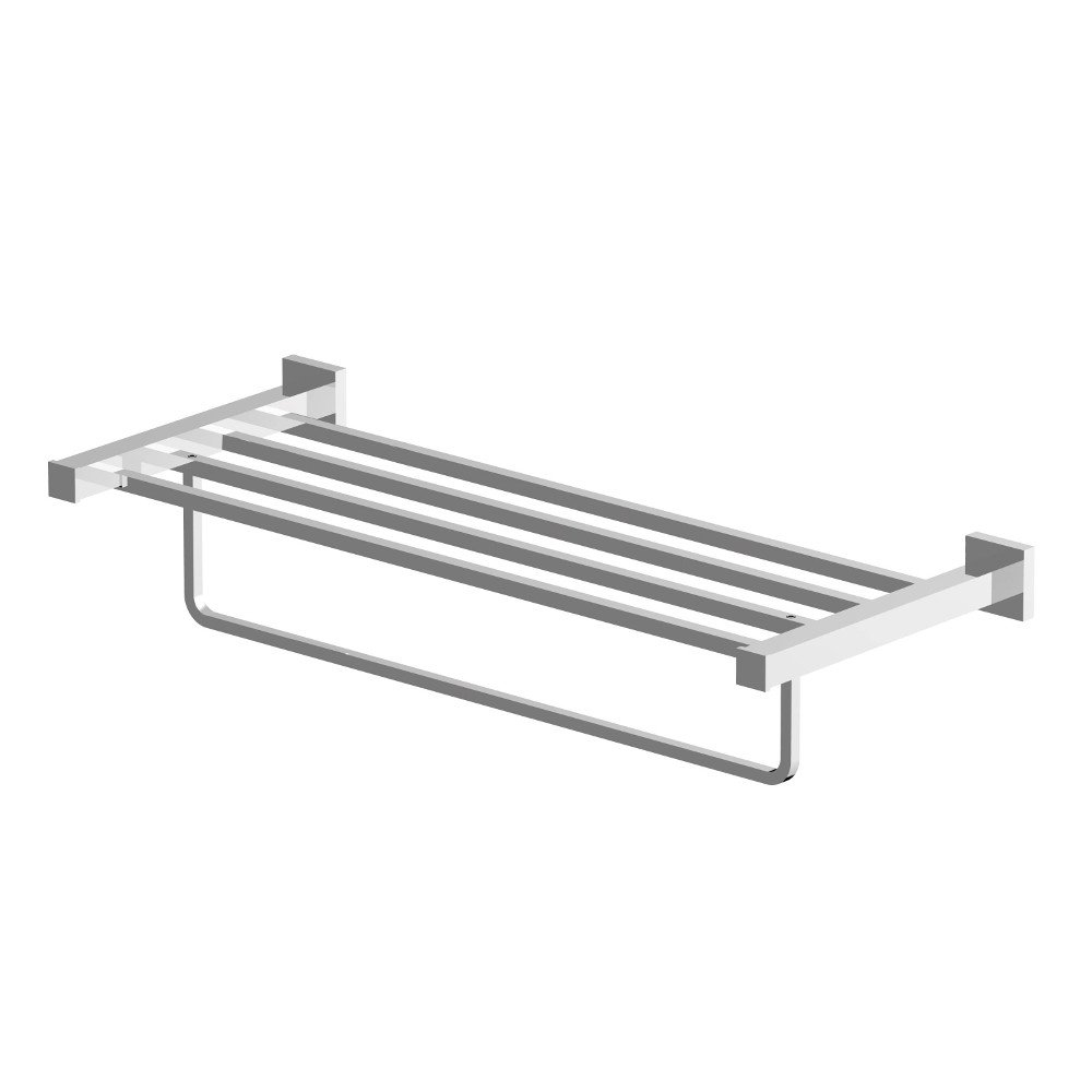 eviva toweller rack towel rack chrome bathroom accessories