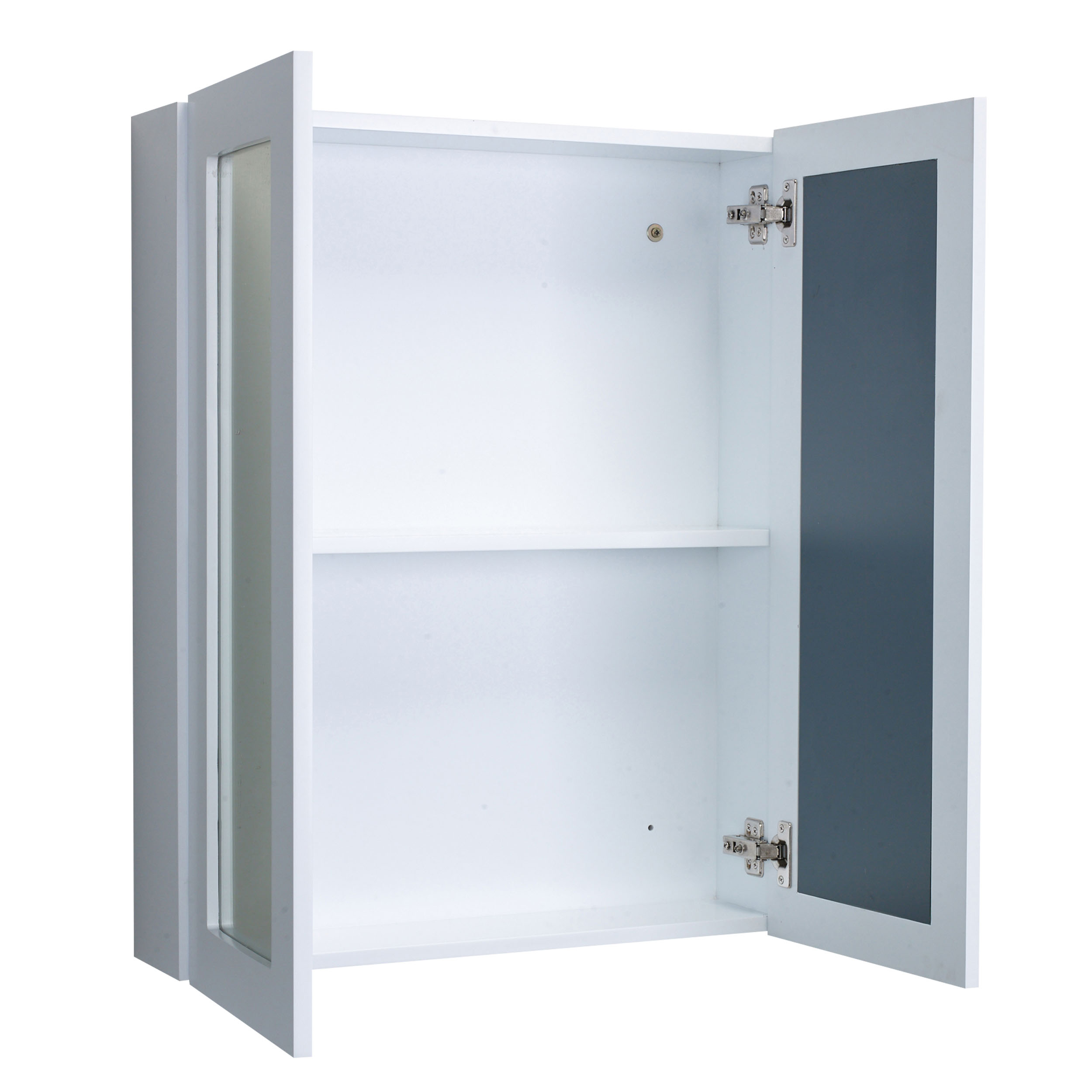 Eviva Tux 24 Inch White Wall Mount Medicine Cabinet | Decors US