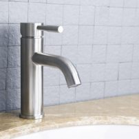 EVFT296BN A 01 202x202 - Eviva Ramo Single Hole One Handle Bathroom Faucet in Brushed Nickel Finish