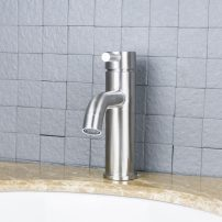 EVFT296BN A Main 202x202 - Eviva Ramo Single Hole One Handle Bathroom Faucet in Brushed Nickel Finish