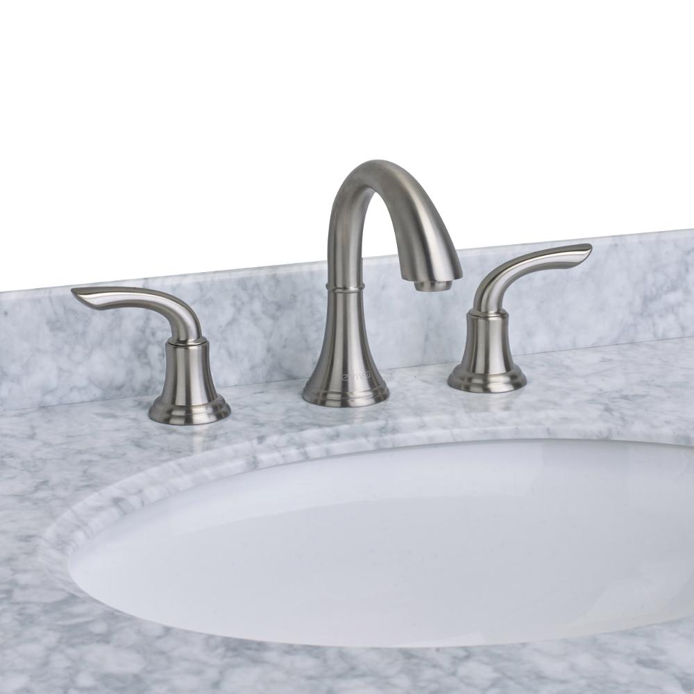 EVIVA Friendy Widespread (2 Handles) Bathroom Faucet