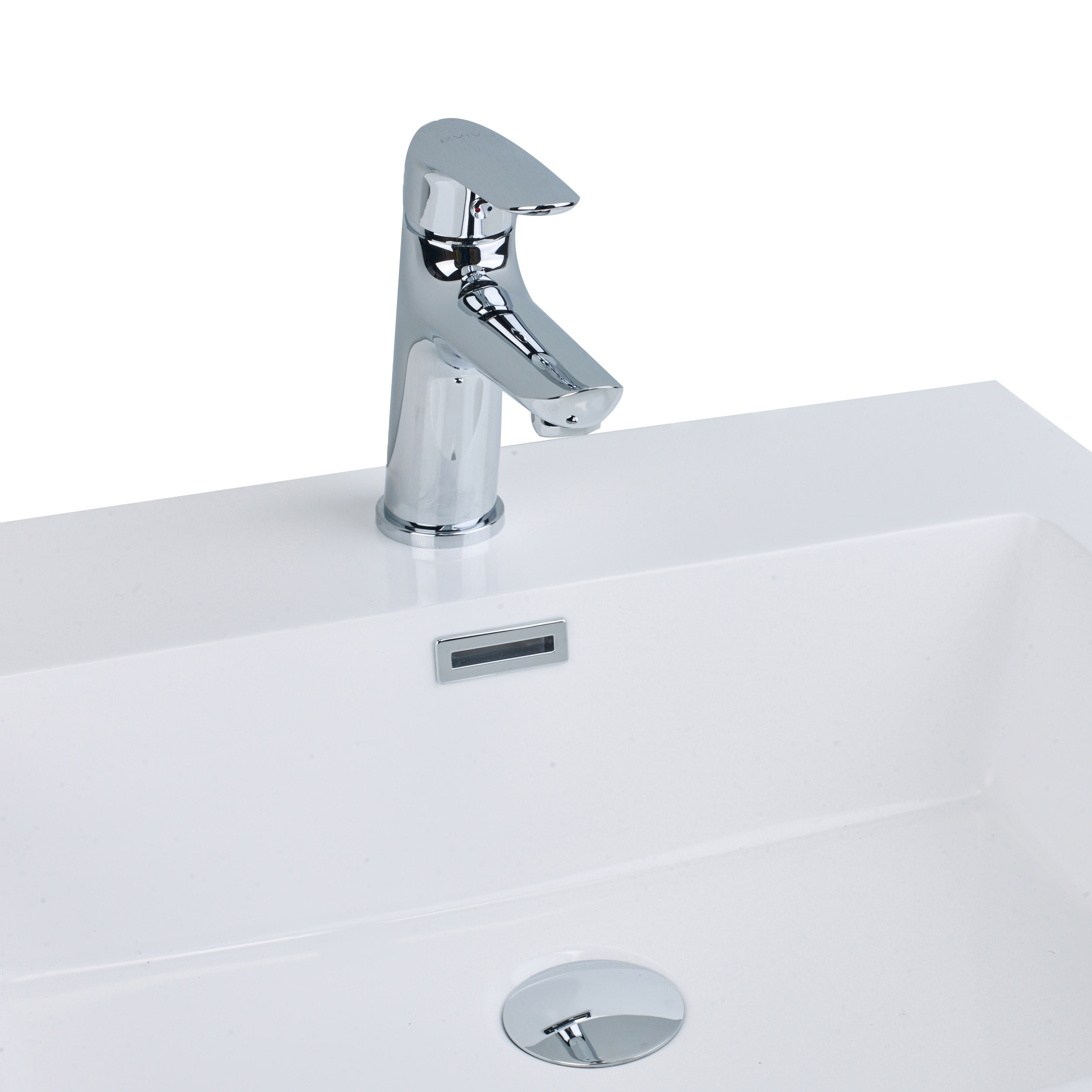 Eviva Serin Single Handle Lever Bathroom Sink Faucet