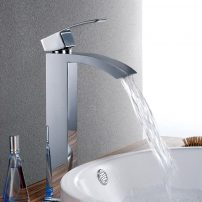 EVFT428CH A 01 202x202 - Eviva Pure Vessel Mount Single Hole One Handle Bathroom Faucet in Chrome Finish