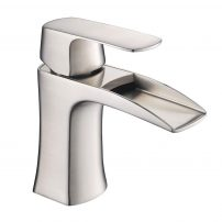 EVFT450BN A Main 202x202 - Eviva Lulu Single Hole One Handle Bathroom Faucet in Brushed Nickel Finish