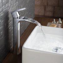 EVFT650CH A 01 202x202 - Eviva Lulu Vessel Mount Single Hole One Handle Bathroom Faucet in Chrome Finish