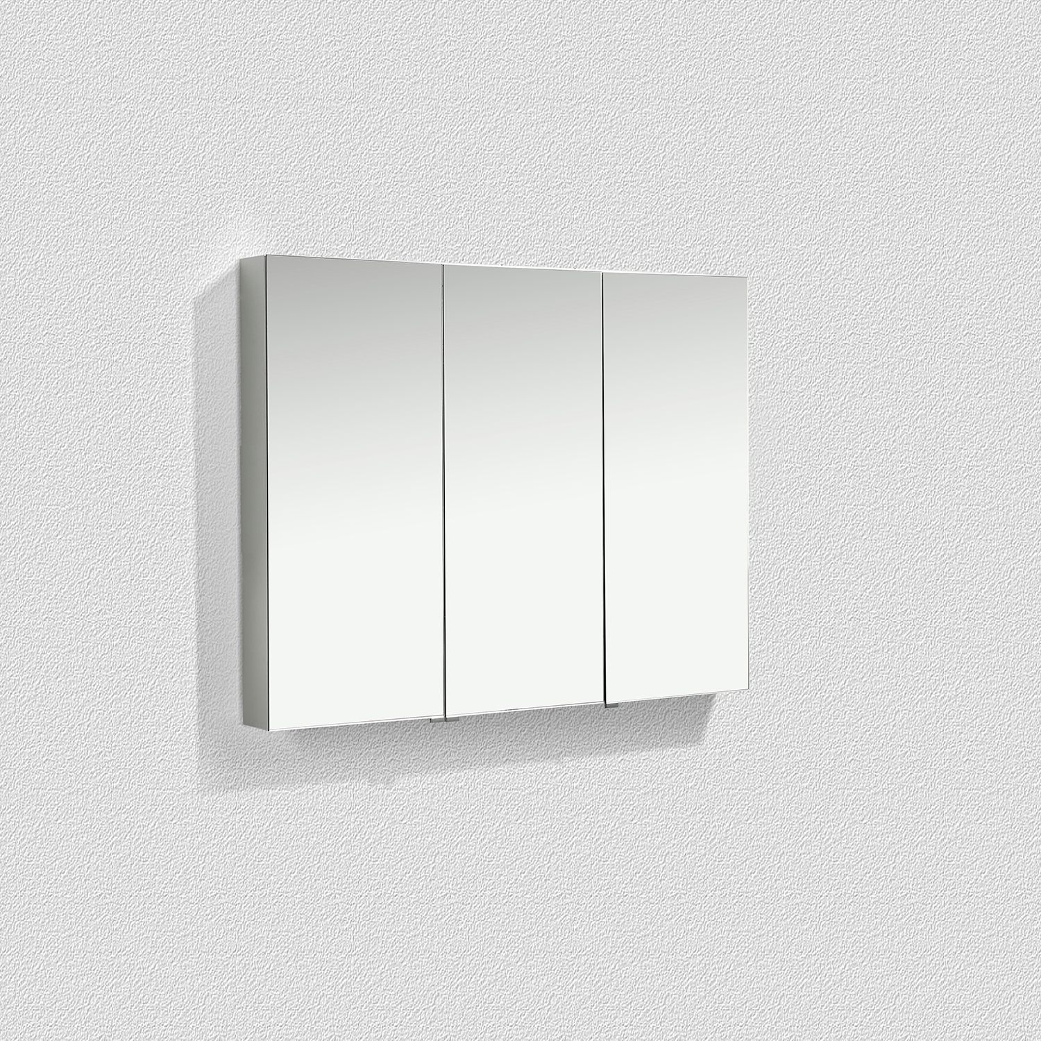 Eviva Mirror Medicine Cabinet 48 Inches With Led Lights Decors Us