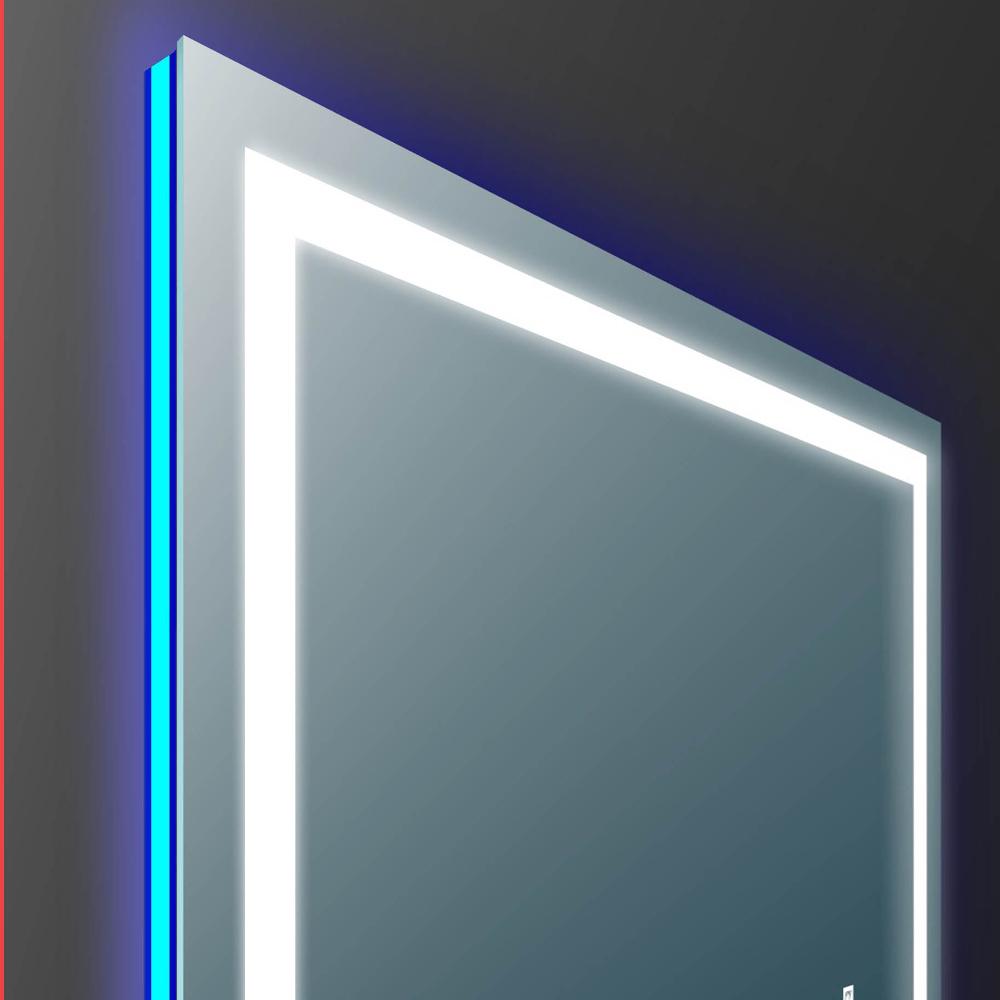 Eviva EVMR52-47X28-LED Deco Piece Wall Mounted Lighted Bathroom ...