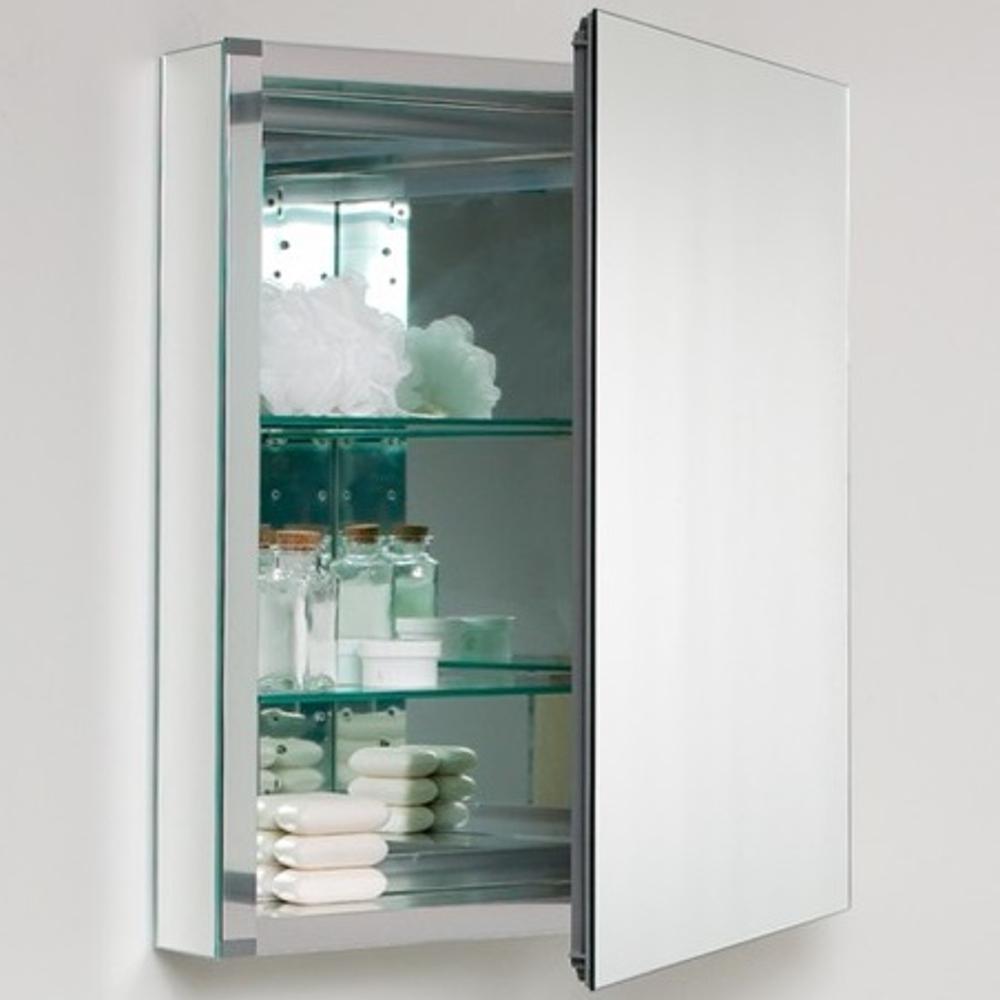 eviva lazy 20 inch all mirror wall mount recessed medicine cabinet rh decorsus com 20 inch wide medicine cabinet glacier bay 20 inch medicine cabinet