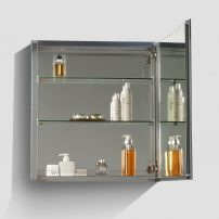 EVMR600 24NL A 01 202x202 - Eviva Lazy 24 inch all mirror wall mount/recessed medicine cabinet with no lights