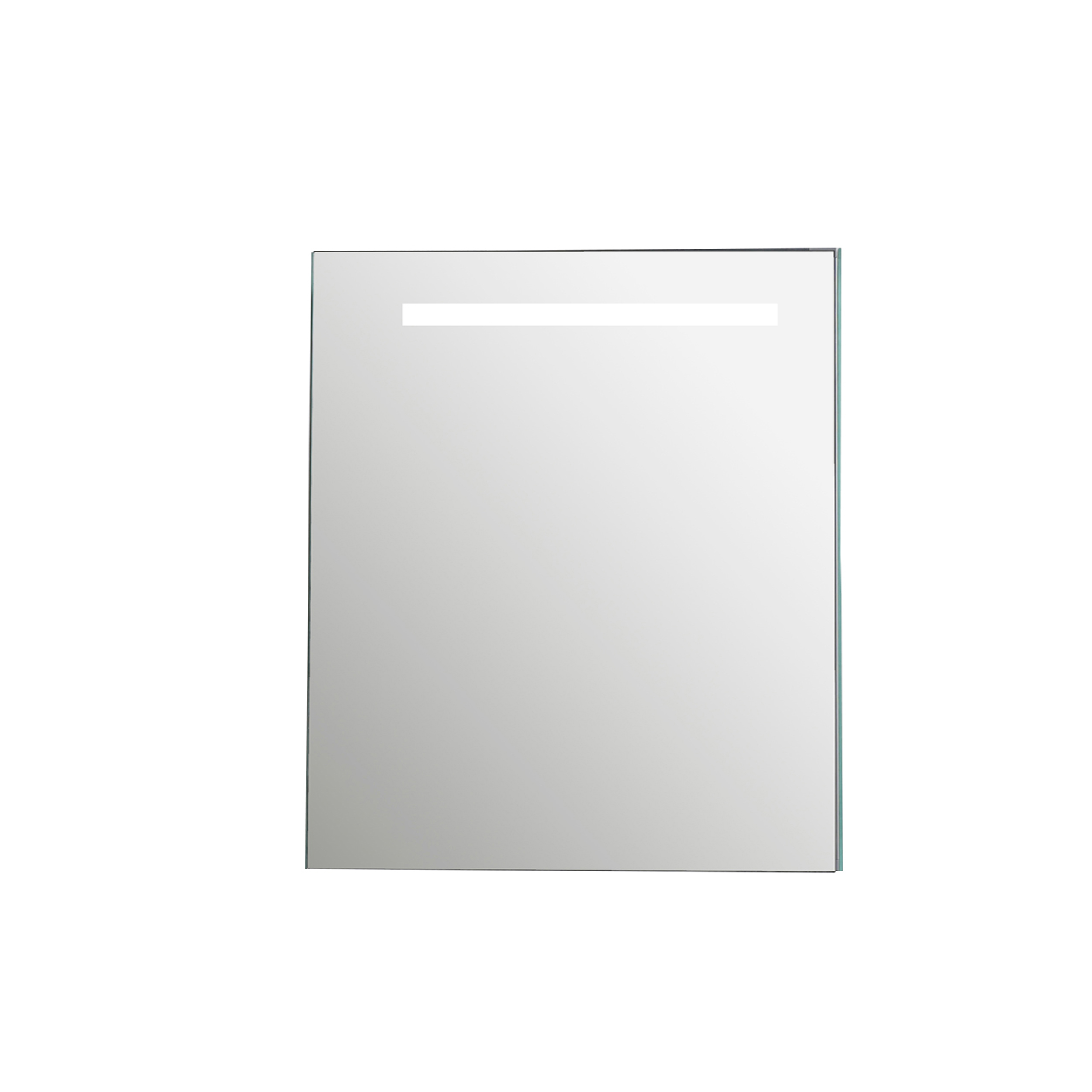 EVMR610 24AL A Main - Eviva Lazy 24 inch all mirror wall mount/recessed medicine cabinet with LED lights