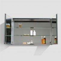 EVMR750 40NL A 03 202x202 - Eviva Lazy 40 inch Mirror Medicine Cabinet with No Light