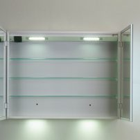 EVMR900 36AL A 01 202x202 - Eviva Mirror Medicine Cabinet 36 Inches with LED Lights