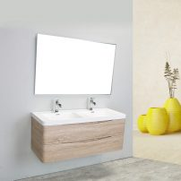 "EVVN12 DS 48WHOK WM A 01 202x202 - Eviva Smile 48"" White Oak Modern Bathroom Vanity Set with Integrated White Acrylic Double Sink Wall Mount"