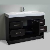 EVVN127 48SE A 01 202x202 - Totti Gloria 48 inch Espresso Bathroom Vanity with White Integrated Porcelain Sink