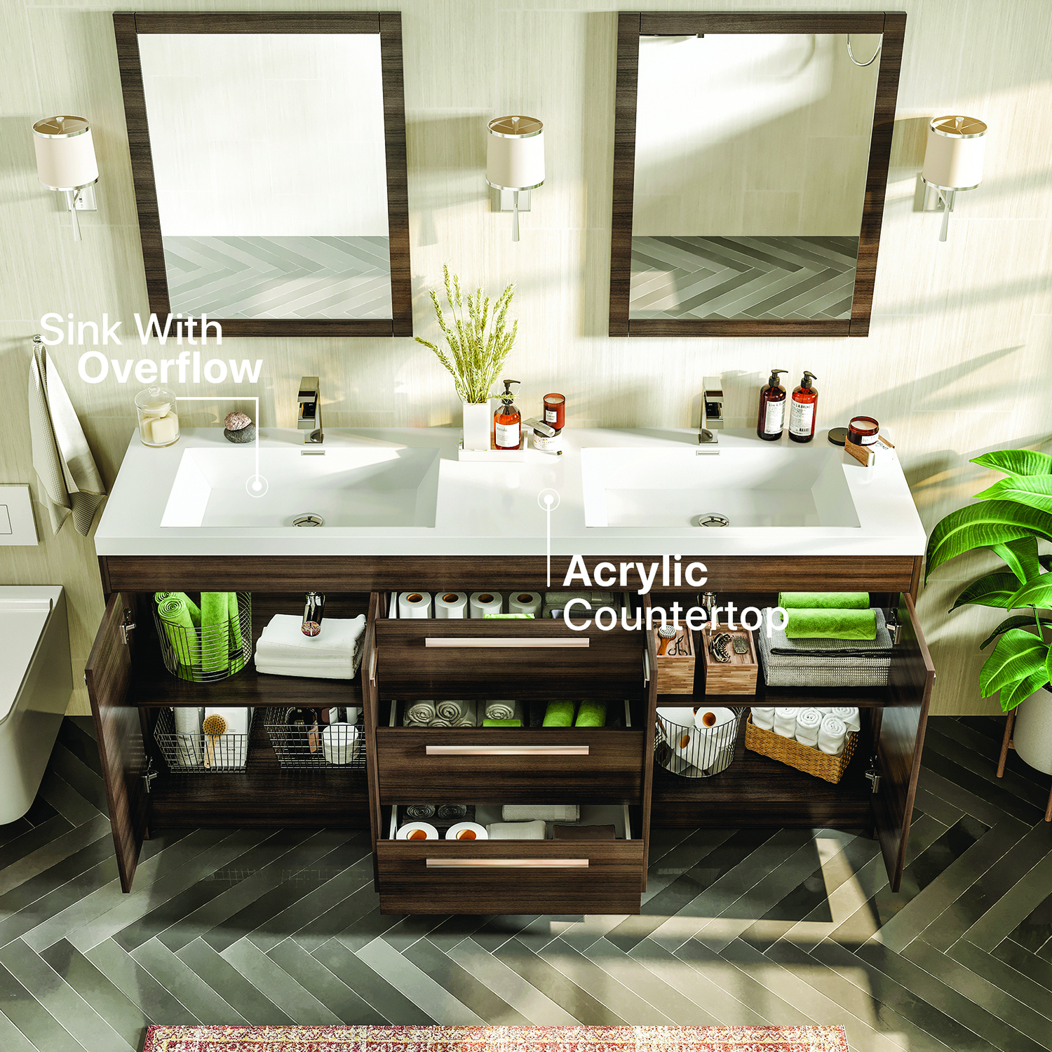 top inch vanity front bathroom taiya with in marble white toga cabinet products broadway page vanities