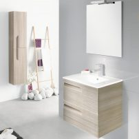 "EVVN23 24BG Vitale A 01 202x202 - Eviva Vitta 24"" Beige Modern Bathroom Vanity with White Integrated Porcelain Sink"