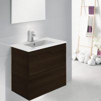 "EVVN23 24WG Vitale A 01 202x202 - Eviva Vitta 24"" Wenge Modern Bathroom Vanity with White Integrated Porcelain Sink"