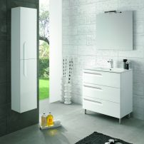 "EVVN23 24WH Vitale A 01 202x202 - Eviva Vitta 24"" White Modern Bathroom Vanity with White Integrated Porcelain Sink"