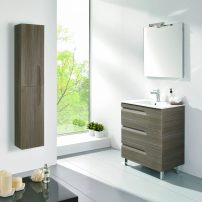 "EVVN23 39ASH A 01 202x202 - Eviva Vitta 39"" Ashy Modern Bathroom Vanity with White Integrated Porcelain Sink"
