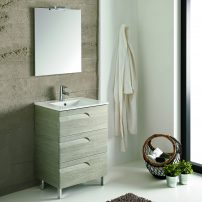 "EVVN23 39MP A 01 202x202 - Eviva Vitta 39"" Maple Modern Bathroom Vanity with White Integrated Porcelain Sink"