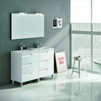"EVVN23 48WH DS Vitale A 01 202x202 - Eviva Vitta 48"" White Modern Bathroom Vanity with White Integrated Porcelain Sink"