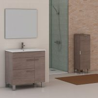 "EVVN521 32MOK A 01 202x202 - Eviva Cup 31.5"" Medium Oak Modern Bathroom Vanity with White Integrated Porcelain Sink"