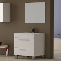 "EVVN521 32WH A 01 202x202 - Eviva Cup 31.5"" White Modern Bathroom Vanity with White Integrated Porcelain Sink"