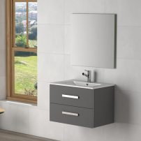 "EVVN527 28GR A 01 202x202 - Eviva Astoria 28"" Grey Modern Bathroom Vanity with White Integrated Porcelain Sink"
