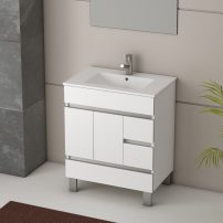"EVVN536 32WH A 01 202x202 - Eviva Piscis 32"" Vanity White Bathroom Vanity with White Integrated Porcelain Sink"