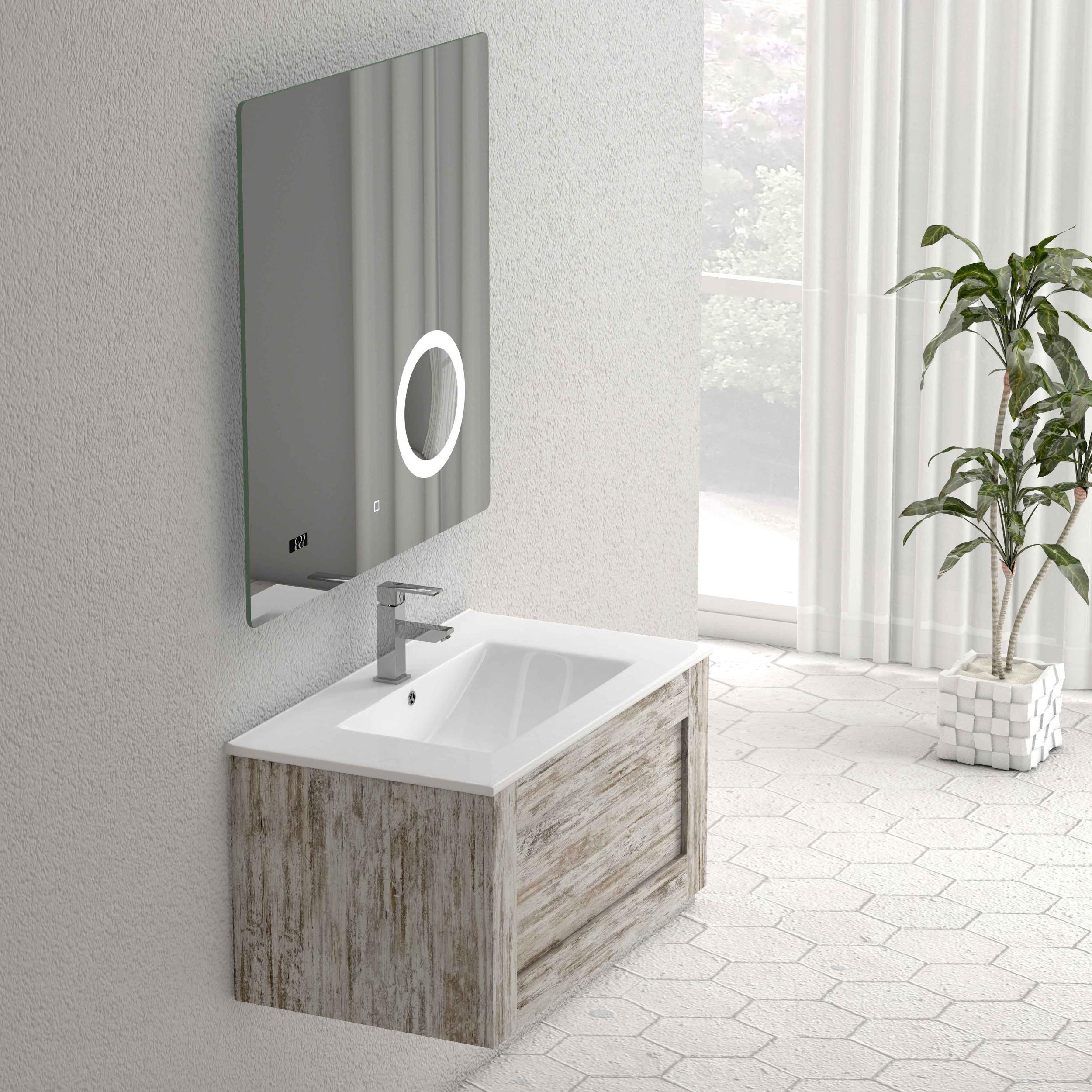 Three Hole Kitchen Faucets Eviva Capri Vintage 32 Quot Wall Mount Bathroom Vanity Decors Us