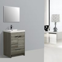 "EVVN600 8 24ASH A 01 202x202 - Eviva Lugano 24"" Ash Modern Bathroom Vanity with White Integrated Acrylic Sink"