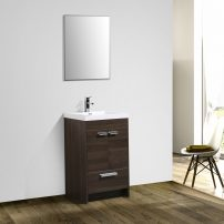 "EVVN600 8 24GOK A 01 202x202 - Eviva Lugano 24"" Grey Oak Modern Bathroom Vanity with White Integrated Acrylic Sink"