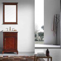 "EVVN709 24TK A 01 202x202 - Eviva Elite Stamford 24"" Brown Solid Wood Bathroom Vanity Set with Double OG Crema Marfil Marble Top & White Undermount Porcelain Sink"