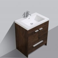 "EVVN750 3 30RSWD A 02 202x202 - Eviva Lugano 30"" Rosewood Modern Bathroom Vanity with White Integrated Acrylic Sink"