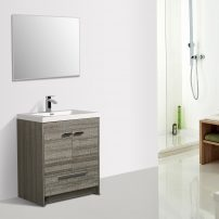"EVVN750 8 30ASH A 01 202x202 - Eviva Lugano 30"" Ash Modern Bathroom Vanity with White Integrated Acrylic Sink"