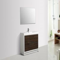 EVVN765 36GOK WH A Main 202x202 - Eviva Grace 36 in. Gray Oak and White Bathroom Vanity with White Integrated Acrylic Countertop