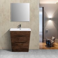 "EVVN800 32RSWD A 01 202x202 - Eviva Victoria 32"" Rosewood Modern Bathroom Vanity with White Integrated Acrylic Sink"