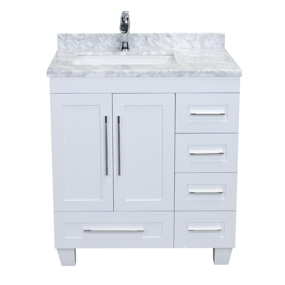 Eviva Loon 30 Single Bathroom Vanity