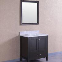 "TVN299 30ES A 01 202x202 - Totti Shaker 30"" Transitional Espresso Bathroom Vanity with White Carrera Countertop"