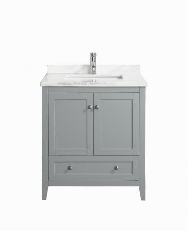 bathroom vanity grey